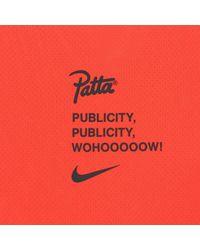 Nike Red Patta T-shirt for men