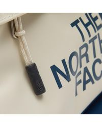 The North Face - Blue Base Camp Duffle Bag Small for Men - Lyst