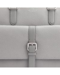 Burlington - Gray Large Briefcase - Lyst
