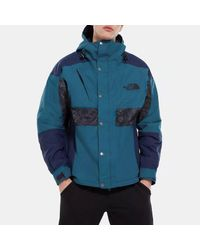 The North Face Blue 94 Rage Insulated Jacket for men
