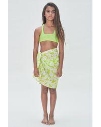 Acacia Swimwear Cotton Acacia Honey Swimwear 2018 Kuau