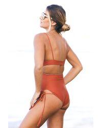 Acacia Swimwear Multicolor 2018 Greece One Piece In Mai Tai