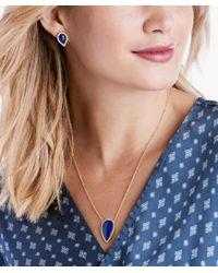 Sole Society Blue Stud Earrings