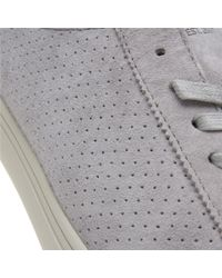 CLAE - Gray Noah Trainers for Men - Lyst