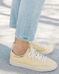 Soludos Yellow Ibiza Classic Sunlight Sneaker