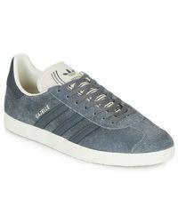 GAZELLE hommes Chaussures en Gris Adidas pour homme en coloris Gray