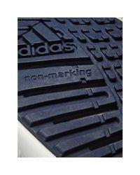 Adidas Ba7885 Sport Shoes Kid Blue Women's Trainers In Blue