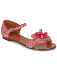 Chie Mihara Imagine Women's Sandals In Red