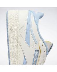 Baskets Club C Revenge Reebok en coloris White