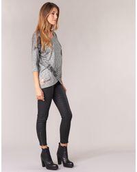 Desigual Gray Torum Sweater