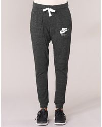 Nike Gray Gym Vintage Pant Sportswear