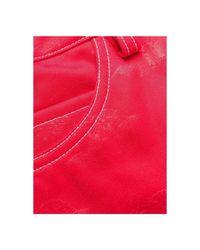 JUPE FEMME Jupes Adidas en coloris Red