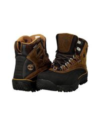 Timberland | Rme Rdge Men's Mid Boots In Black for Men | Lyst