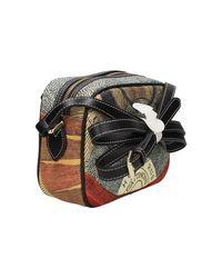 Sac Bandouliere Bigpl6555wpq Gattinoni en coloris Black
