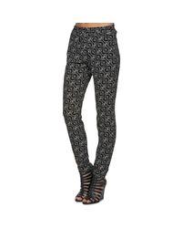 IKKS - Satilla Women's Trousers In Black - Lyst