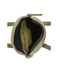 Sac porté épaule Cow cuir COW 16C-00BCOW23 Sac à main Basilic Pepper en coloris Green