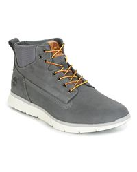 Timberland Gray Killington Chukka Men's Shoes (high-top Trainers) In Grey for men