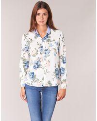 Pepe Jeans Blue Creta Shirt