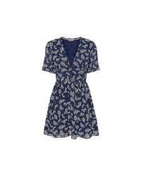 Robe Longue Sans Manches Robe Tommy Hilfiger en coloris Blue