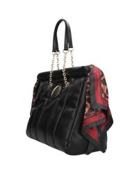 Sac à main E1 7zbbm1 71707 be Blumarine en coloris Black