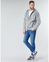 Adidas Sweater Outline Trf Wb in het Gray voor heren