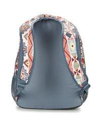Roxy Multicolor Shadow Swell Women's Backpack In Multicolour