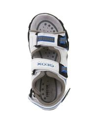 Geox J4224a 0ce14 Sandals Kid Bianco Women's Sandals In White