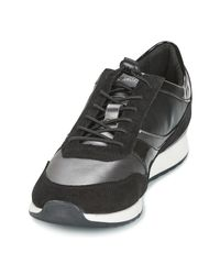 Geox Gray D Deynna Women's Shoes (trainers) In Grey