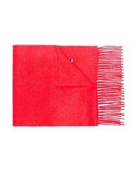Echarpe ÉCHARPE FEMME Gucci en coloris Red