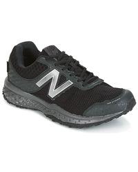 New Balance Mt620 Gore Tex Men's Running Trainers In Black for men