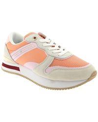 FEMININE ACTIVE CITY SNEAKER Chaussures Tommy Hilfiger en coloris Multicolor