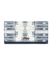 Roxy - /cartera Erjaa03309 Women's Purse Wallet In Blue - Lyst