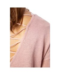 ONLY Pink Pullover 15179829