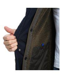 BLOUSON HOMME Parka Aspesi pour homme en coloris Blue