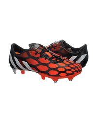 Adidas Predator Instinct Sg Men's Football Boots In Black for men