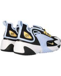 Zoom 2k Noir Et Or Femme Chaussures Nike en coloris Noir - Lyst