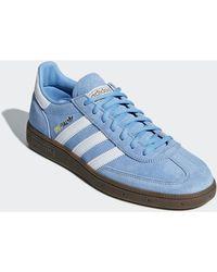 Chaussure Handball Spezial hommes Chaussures en bleu Adidas pour homme en coloris Blue