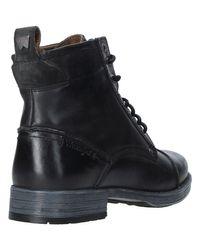 Boots WM02014A Wrangler pour homme en coloris Black