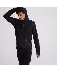 Sweat-shirt Sweat à capuche Training Le Coq Sportif pour homme en coloris Black