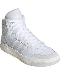 Baskets Entrap Mid Adidas pour homme en coloris White