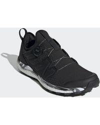 Chaussure Terrex Agravic Boa Chaussures Adidas pour homme en coloris Black