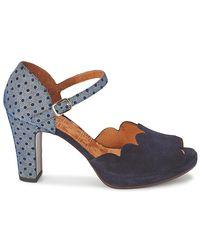 Chie Mihara Nadila Women's Sandals In Blue