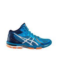 Gelvolley Elite 3 MT hommes Chaussures en multicolor Asics pour homme en coloris Blue
