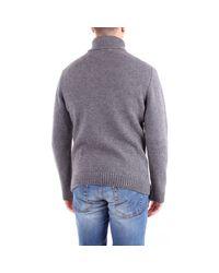 TODD511GSI1810 Pull Tagliatore pour homme en coloris Gray