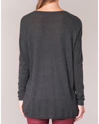 ONLY Gray Reese Women's Sweater In Grey
