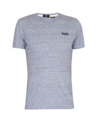 T-shirt T-shirt EMB vintage Superdry pour homme en coloris Blue