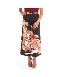 TRAPANT Pantalon Ibrigu en coloris Multicolor
