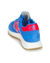 Adidas Lage Sneakers I-5923 in het Blue voor heren