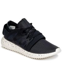 Basket Tubular Viral - S75915 femmes Chaussures en Noir Adidas en coloris Black