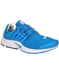 Nike 848187 Sport Shoes Man Blue Men's Trainers In Blue for men